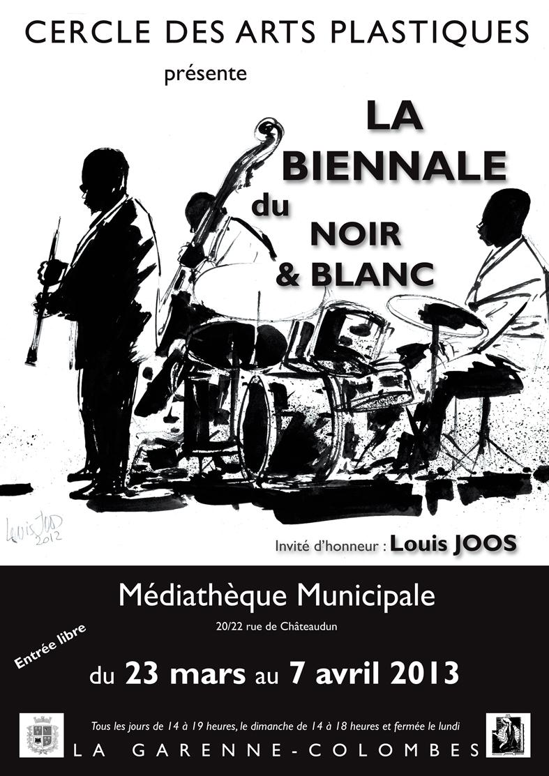 Exposition Noir & Blanc