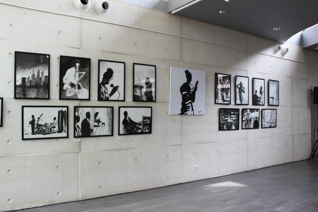 Photos De La Biennale Du Noir Blanc 2013 Cercle Des Arts