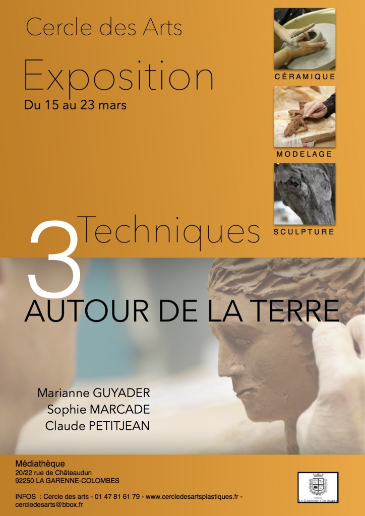 exposition terre