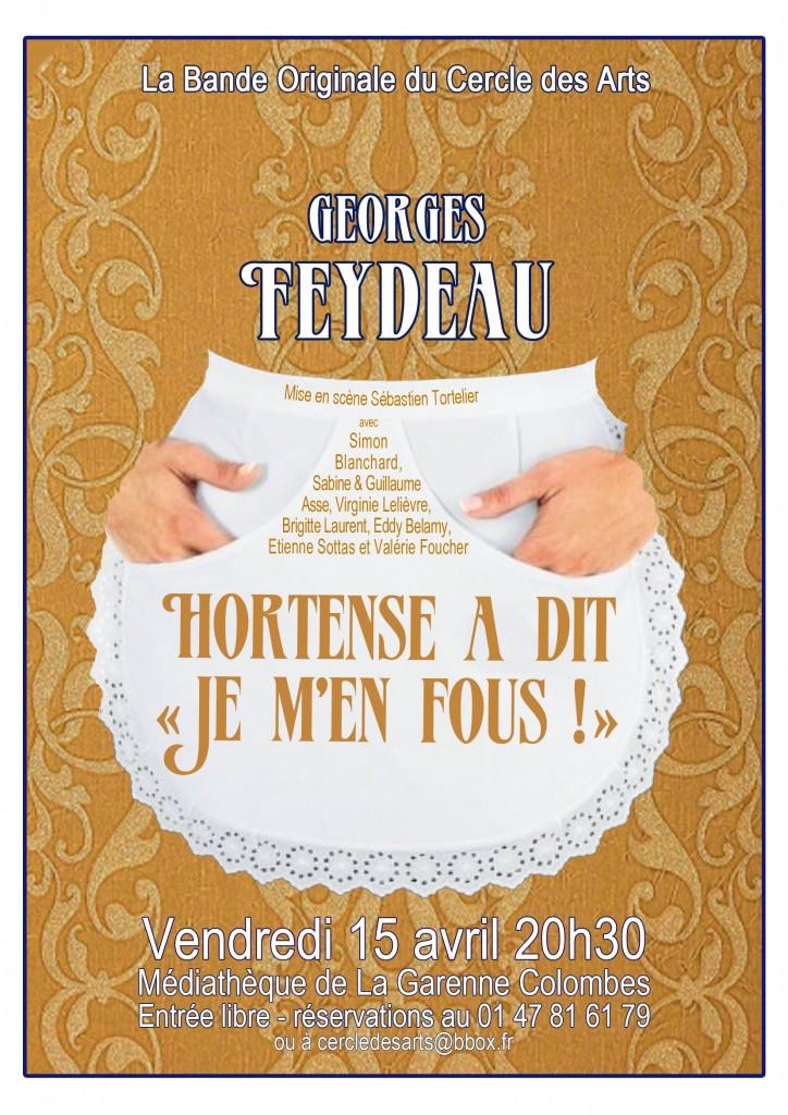 Affiche HortenseV3