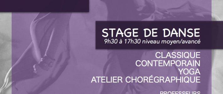 Stage de Danse Classique