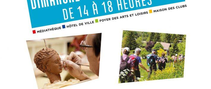 Nouvelles Inscriptions Dimanche 10 septembre.